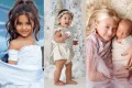 Child influencers earning thousands for a single Instagram post, from left: Ava Foley, Alaïa Marie McBroom, Everleigh Rose Soutas. Photo: Luxurylaunches