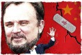 Will the departure of Houston Rockets general manager Daryl Morey signal a reset of relations between the NBA and China? Illustration: Henry Wong