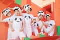 Five-member plus-size Chinese boy band Produce Pandas released their first single, La La La, in July, and their first album, A.S.I.A, earlier this week. Photo: Produce Pandas