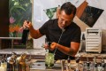 """Agung Prabowo, one of the founders of The Old Man, says new venue Penicillin will be """"the first sustainable bar"""" in Hong Kong. Photo: K.Y. Cheng"""