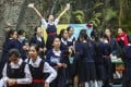 Hong Kong secondary students fared better than those from Scotland, Taiwan or South Korea on several aspects in the survey. Photo: Nora Tam