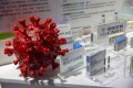 Four Chinese vaccines are currently undergoing phase three clinical trials. Photo: AP