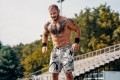 Mat Fraser's attitude is shaped by a defining year of complacency that resulted in a second-place finish. Photo: CrossFit Games
