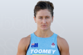 Tia-Clair Toomey dominated day one of the 2020 CrossFit Games. Photo: CrossFit Games