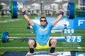 Jeffrey Adler is showing slow and steady can work in CrossFit. Photo: CrossFit Games