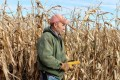 A corn and soybean farmer in Eldon, Iowa, in 2019. When running for president in 2016, Donald Trump enjoyed strong support from farmers. Photo: Reuters