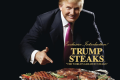 The steak and meat brand Trump Steaks is just one of President Donald Trump's many failed business ventures. Photo: @TrumpSteaks/Twitter
