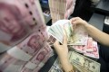 China's reserve assets held in foreign currencies, the world's largest war chest, have been stuck between US$3.0 trillion and US$3.2 trillion since 2017 because the People's Bank of China (PBOC) appears to have largely stopped using them in market intervention to manage the yuan's value. -Photo: EPA-EFE