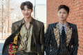 Byun Woo-seok and Park Bo-gum in the hit Netflix k-drama, Record of Youth. Photo: VN