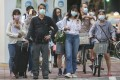 Since the start of the pandemic Taiwan has recorded 553 cases of Covid-19. Photo: AP