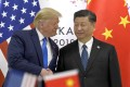Under US President Donald Trump and Chinese President Xi Jinping, both America and China have grown illiberal in recent years. Photo: AP