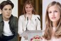 Prince Christian, Princess Elisabeth, Princess Leonor. Photo: @hrh_prince_christian @elisabeth.of.belgium @princess.of.asturias/Instagram