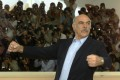 Scottish actor Sean Connery at the 52nd Cannes Film Festival in 1999. Photo: AP
