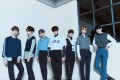 New K-pop boy band Drippin. Photo: Woollim Entertainment