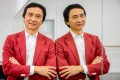 Artistic director of the Queensland Ballet Li Cunxin poses at a studio in Brisbane. Li was chosen from rural China to join Madame Mao's elite ballet school. Photo: AFP
