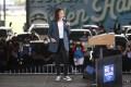 Democratic US vice presidential nominee Kamala Harris. Photo: AFP