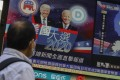 The US presidential election is being closely watched in Hong Kong. Photo: Dickson Lee