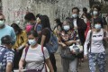 Hong Kong is still seeing local cases of Covid-19 infections. Photo: Jonathan Wong