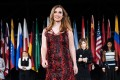 Delaware state senator and LGBTQ+ rights activist Sarah McBride at the Opening Ceremony SS17 fashion show, a star-studded affair that highlighted social issues along with the clothes at New York Fashion Week. Photo: The Washington Post via Getty Images