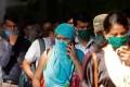 India is seeking hi-tech ways to enforce coronavirus rules. Photo: Reuters