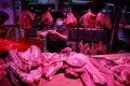 Pork prices in China are expected to have dropped by 1.15 percentage points in October, compared with September. Photo: Reuters