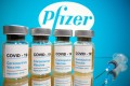 Pfizer and German partner BioNTech SE are the first drug makers to release successful data from a large-scale clinical trial of a coronavirus vaccine. Photo: Reuters