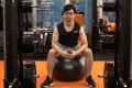 "Hong Kong esports professional gamer Yeh ""HotDog29"" Man-ho got in shape to help with his video game skills. Photo: Jonathan Wong"