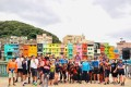 The Asia Rainbow Ride in Taiwan was set up to promote LGBT rights across Asia. Photo: Asia Rainbow Ride