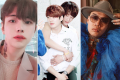 Topp Dogg's Hansol, D.I.P's Seungho and B.Nish of D. I. P and Marshall Bang, aka MRSHLL, are just a handful of K-pop artists who have publicly come out as part of the LGBTQ+ community. Photo: @another_minsung; @younghoe.e; @marshallxyz/Instagram