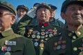 A new piece of Chinese legislation promises a better deal for the country's former soldiers. Photo: AFP