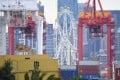 Two-way trade between China and Australia is worth around A$240 billion (US$171 billion), while China buys around 39 per cent of Australia's merchandise exports. Photo: EPA-EFE
