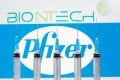 The vaccine developed by BioNTech and Pfizer is said to be 90 per cent effective. Photo: Reuters