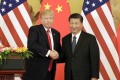 US President Donald Trump and Chinese President Xi Jinping. Photo: Bloomberg