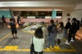 Univesity student Alex Chow fell from one floor onto another at a Tseung Kwan O car park during a police clearance of anti-government protesters in adjacent areas last year. Photo: Handout
