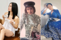 Heart Evangelista, Kim Lim and Feiping Chang – yes they're ultra glamorous, but surprisingly normal too. Photo: @iamhearte @kimlimhl @xoxofei/Instagram