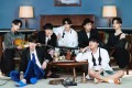 """Each BTS member took on a specific role in the production of """"BE"""", their second album drop this year after February's """"Map of the Soul: 7"""". Photo: courtesy of Big Hit Entertainment"""