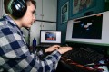 To get through quarantine you need a distraction, such as that generated playing video games, research conducted in China at the height of the pandemic there shows. Photo: Getty Images