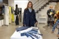 Pauline Ducruet's brand Alter Designs is unisex, uses natural fibres and is adopting ever more sustainable practices during the pandemic. Photo: Getty Images