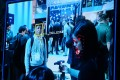 Facial recognition software is demonstrated at the Intel booth at the CES 2019 consumer electronics show in Las Vegas, Nevada. Photo: AFP