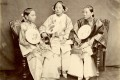 Portrait of Women from Xiamen, by the early Chinese master photographer Lai Fong, was taken in the 1870s and is one of some 20,000 original images in the Stephan Loewentheil Photography of China Collection. Loewentheil is looking for a new home for the collection, preferably in China. Photo: Stephan Loewentheil Photography of China Collection