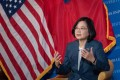 Taiwanese President Tsai Ing-wen congratulated Joe Biden on winning the US presidency even though he has not spelt out his position on US-Taiwan relations. Photo: EPA-EFE