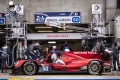 The Richard Mille Racing Team makes a pit stop during the 88th edition of the 24 Hours of Le Mans race in September. Photo: François Flamand / DPPI