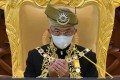 The University Malaya Association of New Youth (Umany) apologised to Malaysia's King Sultan Abdullah Sultan Ahmad Shah after a statement calling on him to stay out of national affairs, which caused a backlash in the country. Photo: AFP