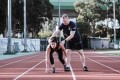 Cris O'Brien launches training for elite athletes, as changing times demand an online element. Photos: Peter Peng Pan