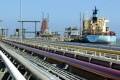 An oil tanker is seen at a refinery cargo terminal in Venezuela in an undated file picture. Photo: Reuters