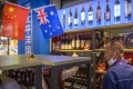 China has announced anti-dumping duties ranging from 107.1 per cent to 212.1 per cent on Australian wine imports. Photo: AP