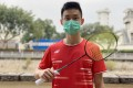 Badminton young gun Jason Gunawan sets sights on becoming an Olympic champion for Hong Kong. Photo: Chan Kin-wa