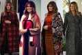 Melania Trump's holiday looks over the years – do you have a favourite? Photos: @flotus/Instagram; AFP; Reuters