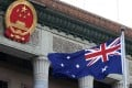 Australia and China are locked in a geopolitical dispute that has been intensifying over the past seven months. Photo: Getty Images