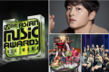 Mnet's MAMA 2020 is about to be a big deal despite going online this year. Pictured right (clockwise from top) are Song Joong-ki, Twice and BTS. Photos: Mnet, @historydnc/Instagram, @bts_bighit; @JYPETWICE/Twitter